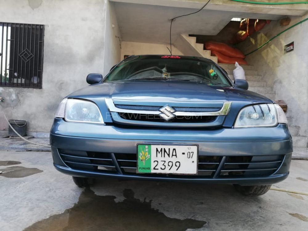 Suzuki Cultus VXRi (CNG) 2007 Image-1