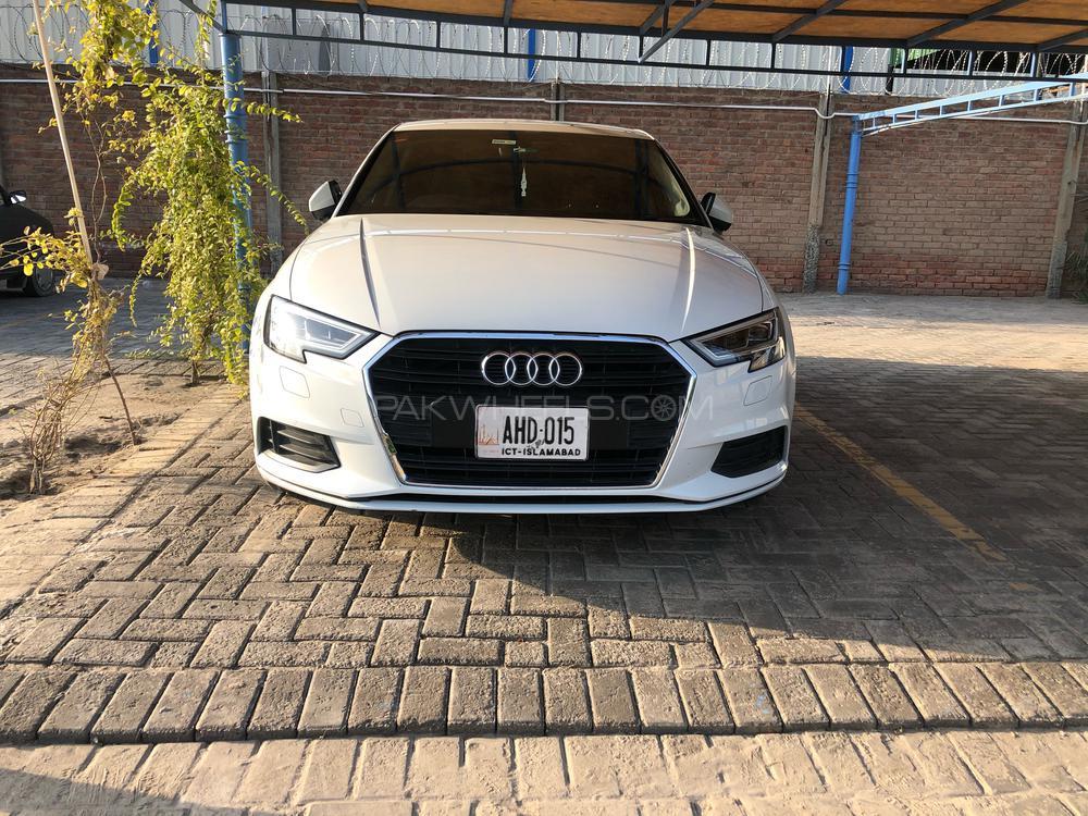 Audi A3 1.2 TFSI Design Line  2018 Image-1