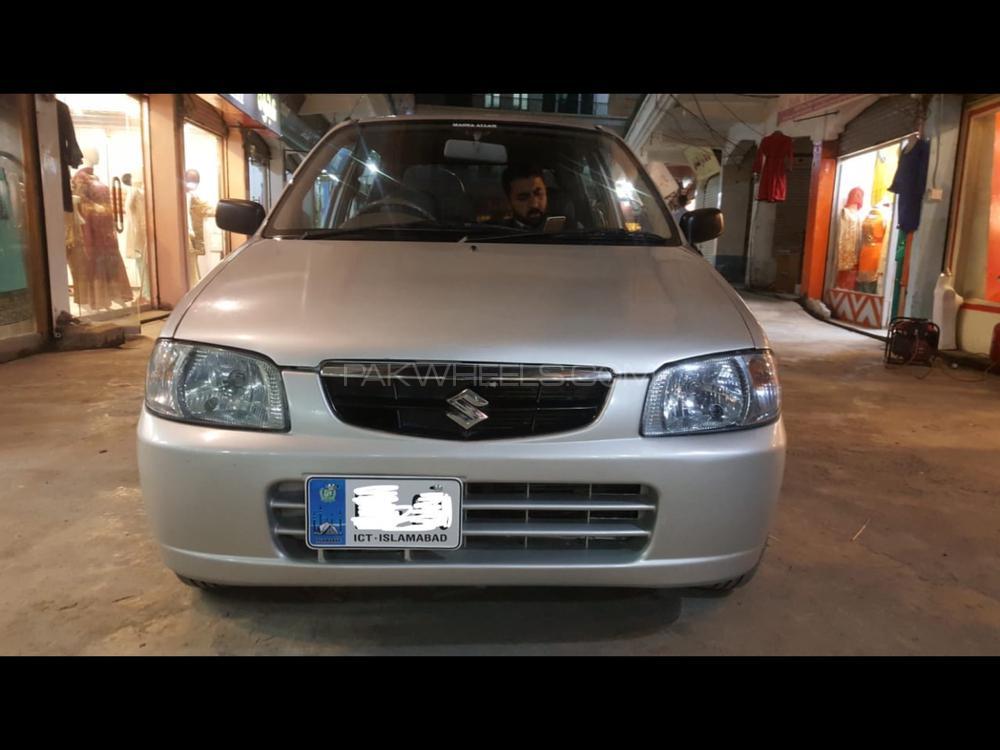 Suzuki Alto VXR 2002 Image-1
