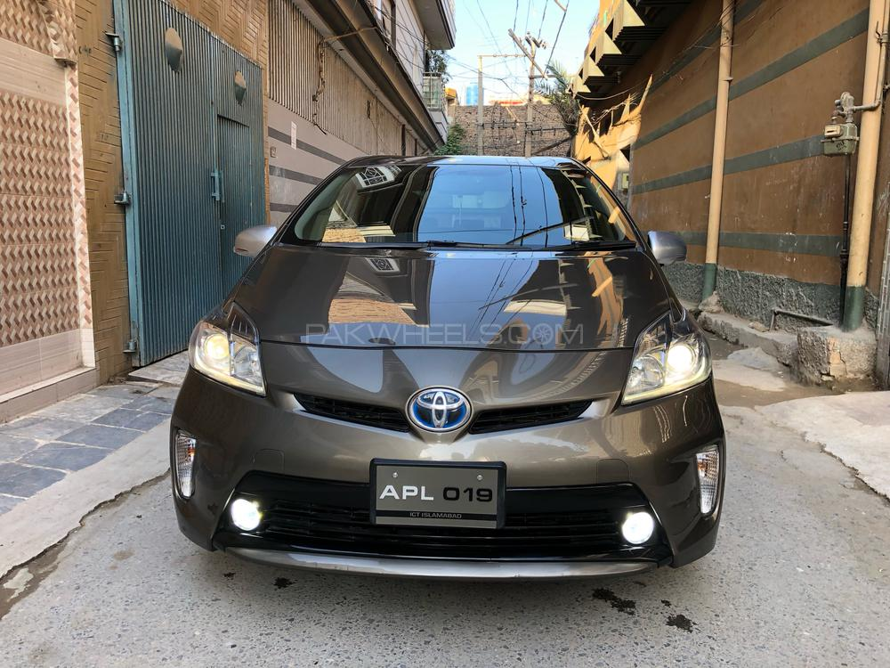 Toyota Prius S Touring Selection My Coorde 1.8 2015 Image-1