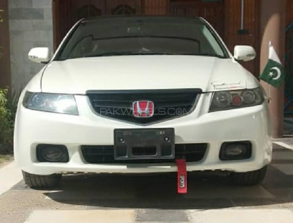 Honda Accord CL9 2007 Image-1