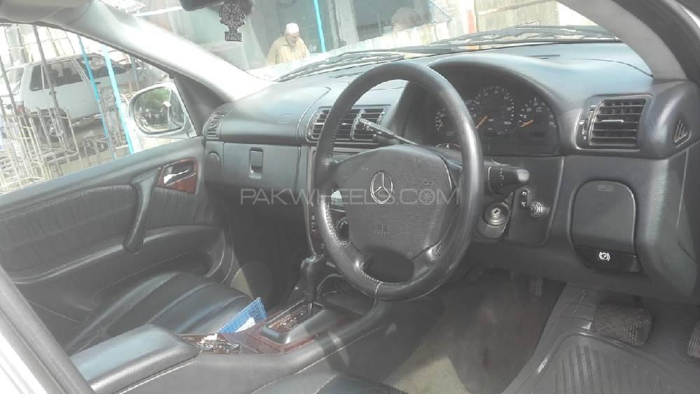 Mercedes Benz M Class ML 320 CDI 2002 Image-1
