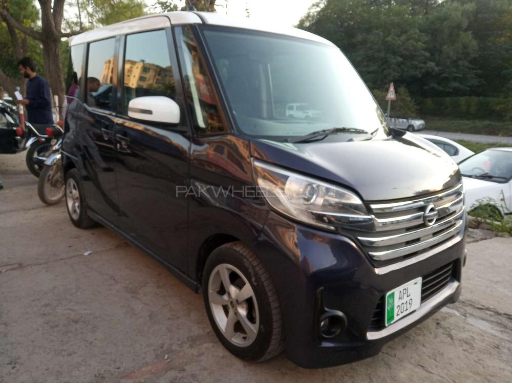 Nissan Roox HIGHWAY STAR TURBO 2014 Image-1