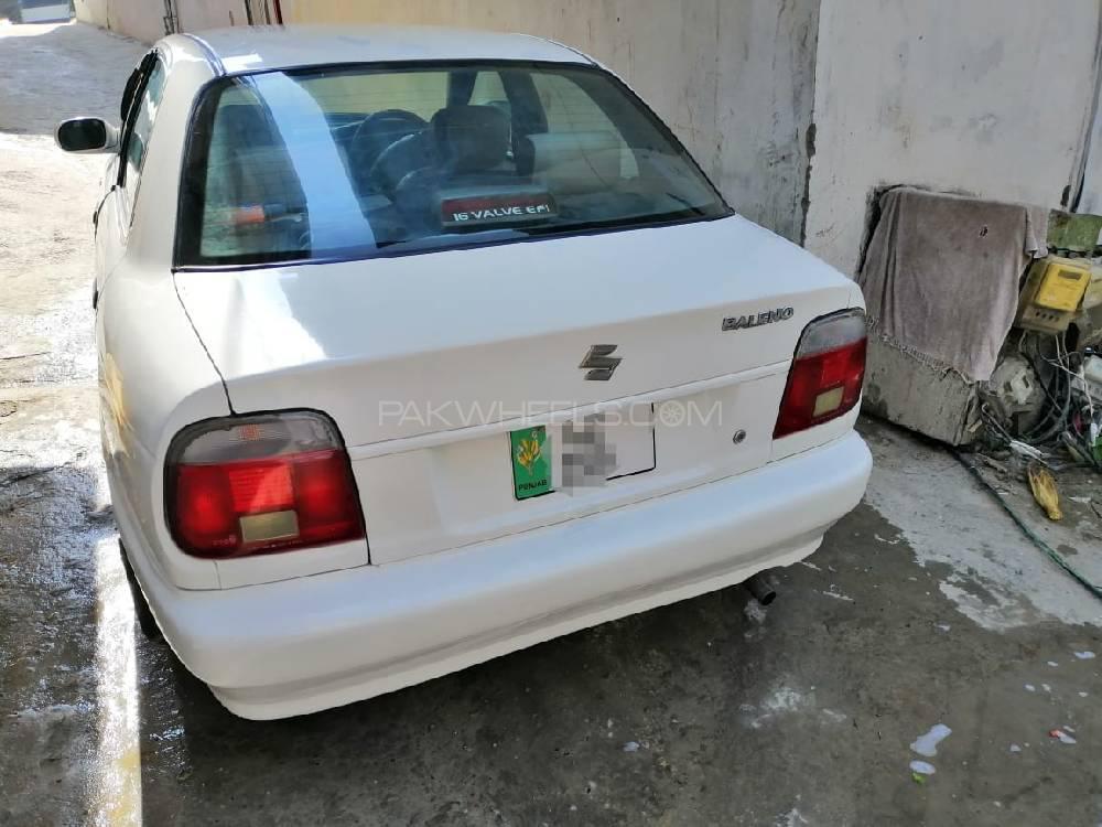 Suzuki Baleno GL 2004 Image-1