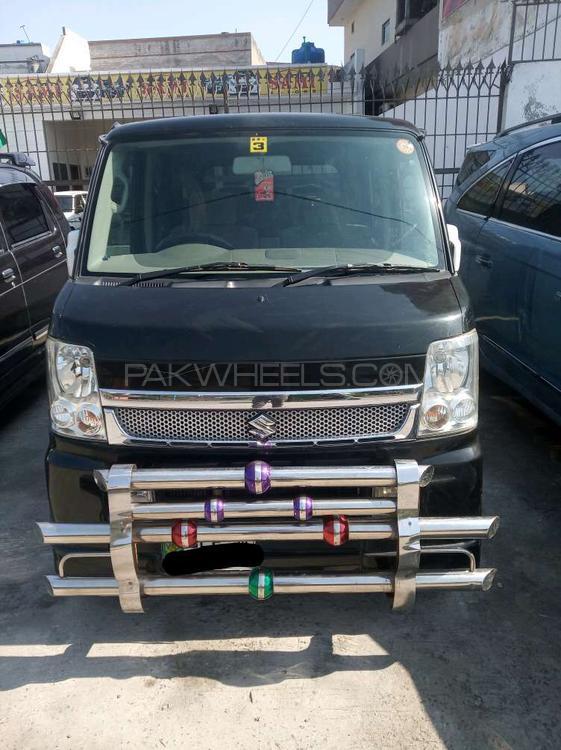 Suzuki Every Wagon PZ Turbo Special 2009 Image-1