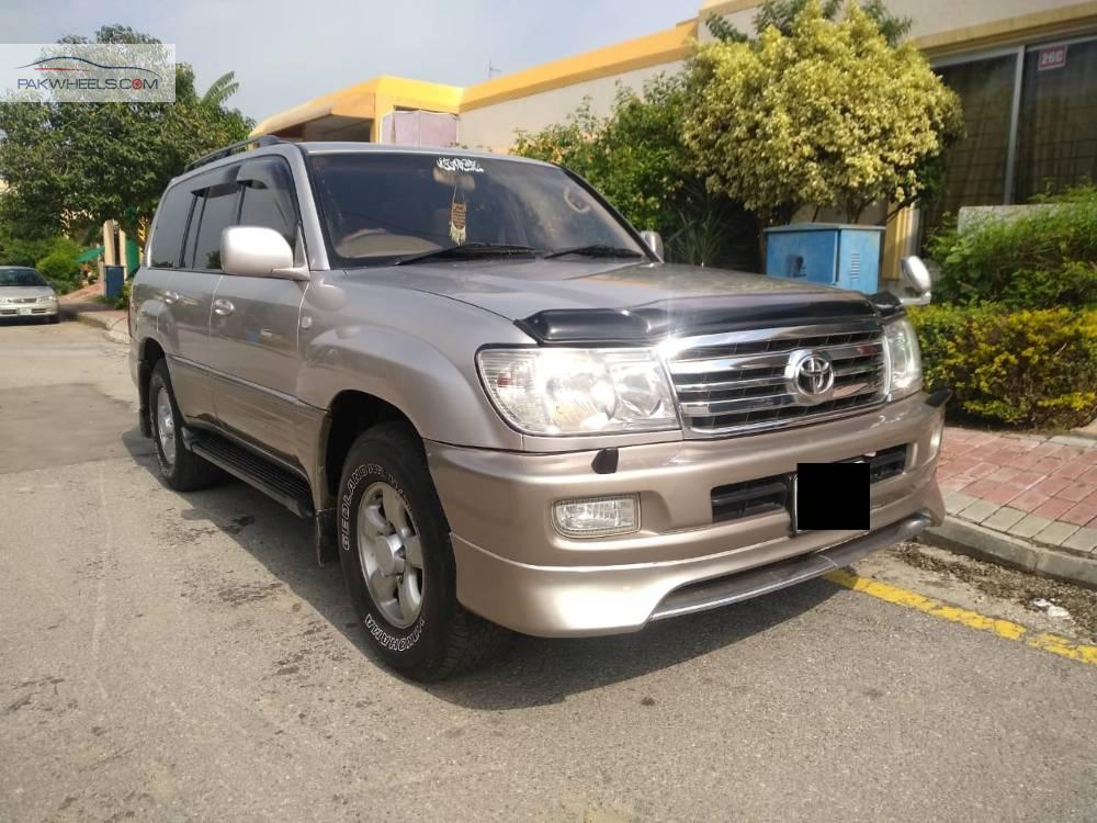 Toyota Land Cruiser VX Limited 4.7 2001 Image-1