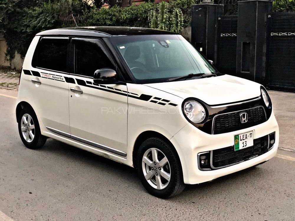 Honda N One Premium SS Brown Style Package 2015 Image-1