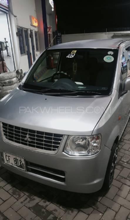 Mitsubishi Ek Wagon G 2011 Image-1