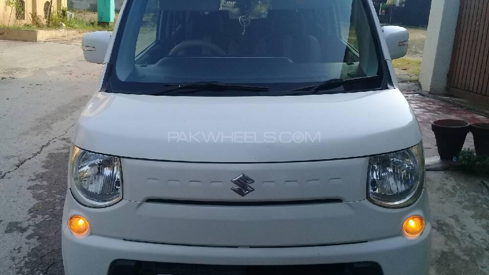 Suzuki MR Wagon ECO-X SELECTION 2015 Image-1