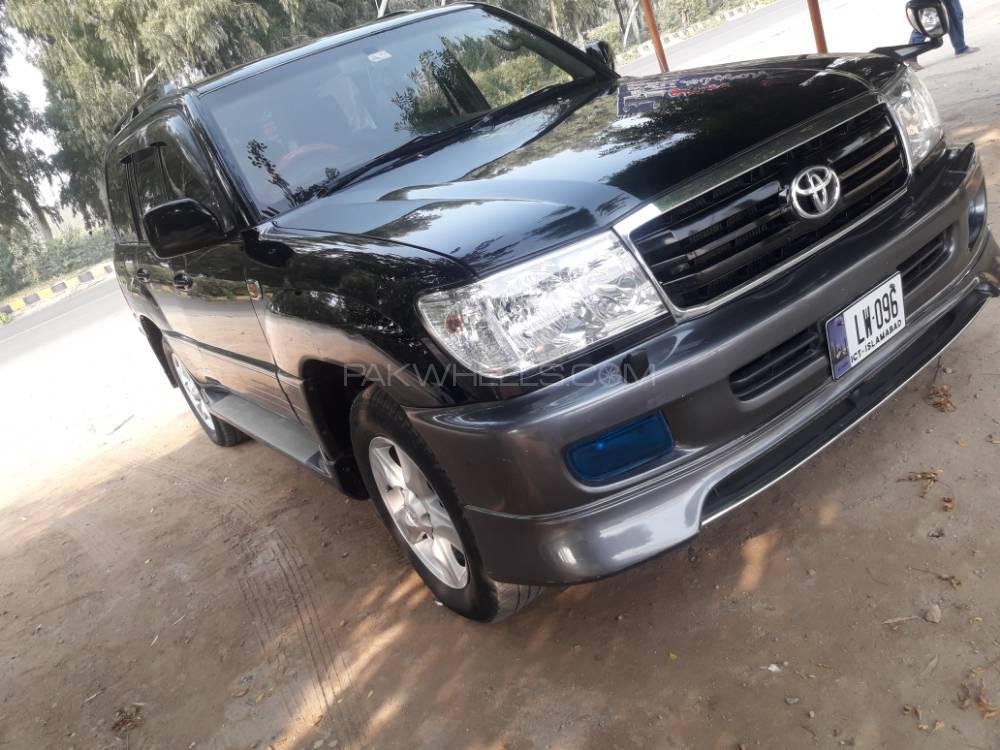 Toyota Land Cruiser VX 4.2D 2005 Image-1