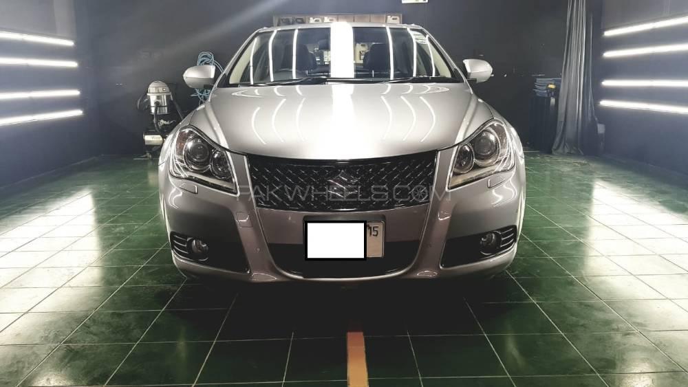 Suzuki Kizashi Base Grade 2015 Image-1