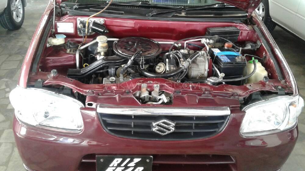 Suzuki Alto VX (CNG) 2003 Image-1