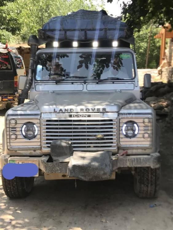 Land Rover Defender 2007 Image-1