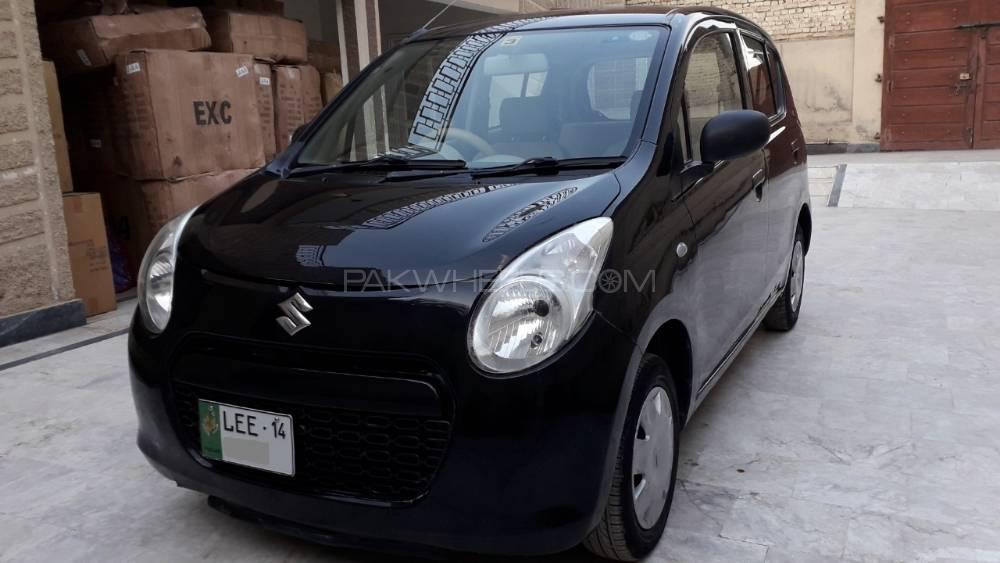 Suzuki Alto GII 2011 Image-1