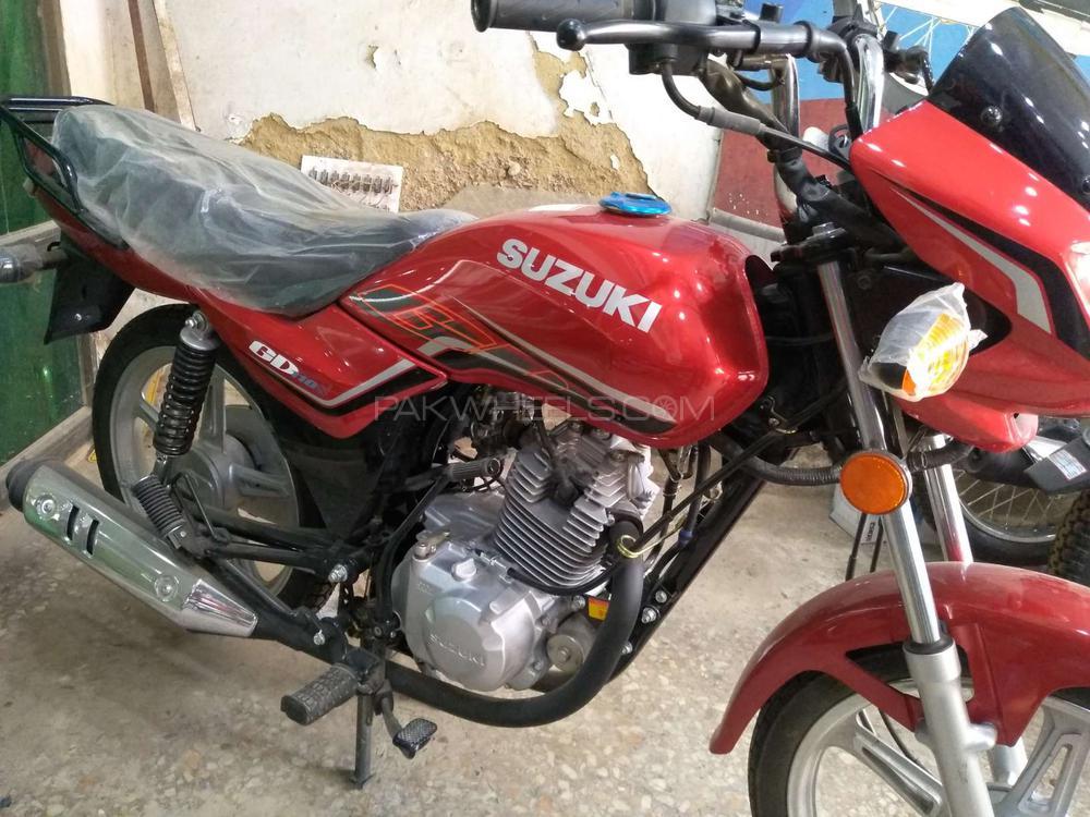 Suzuki GD 110S 2019 Image-1