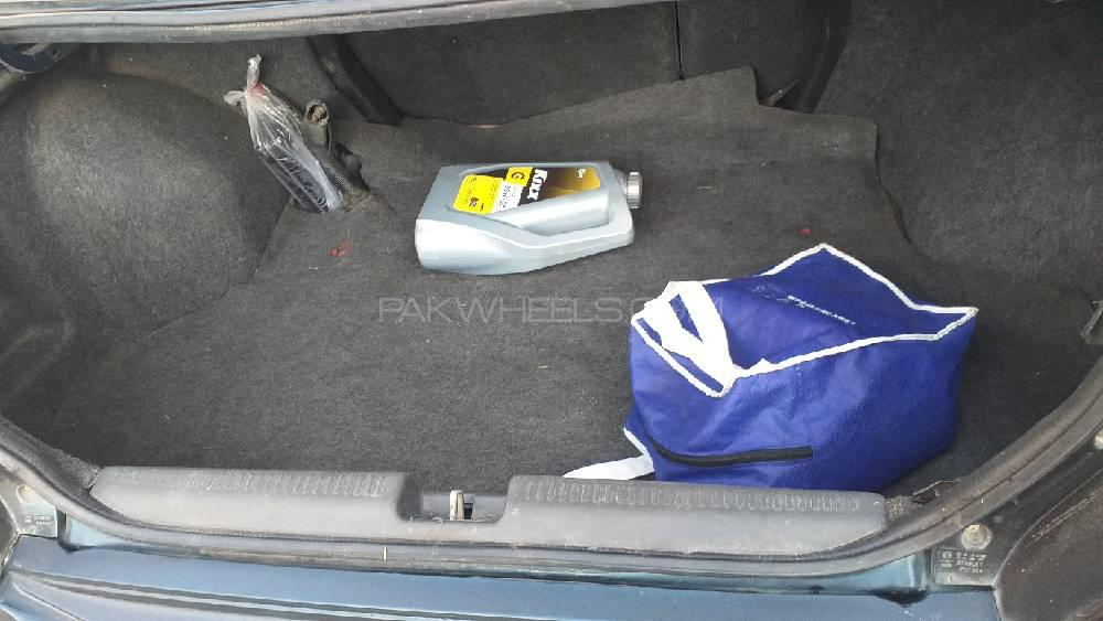 Mitsubishi Lancer GLX 1.3 2005 Image-1