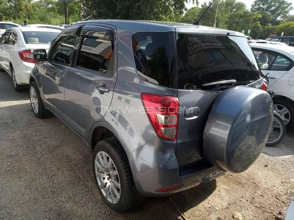 Toyota Rush X Smart Edition 2007 Image-1