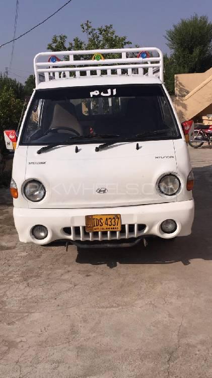 Hyundai Shehzore Pickup H-100 2006 Image-1