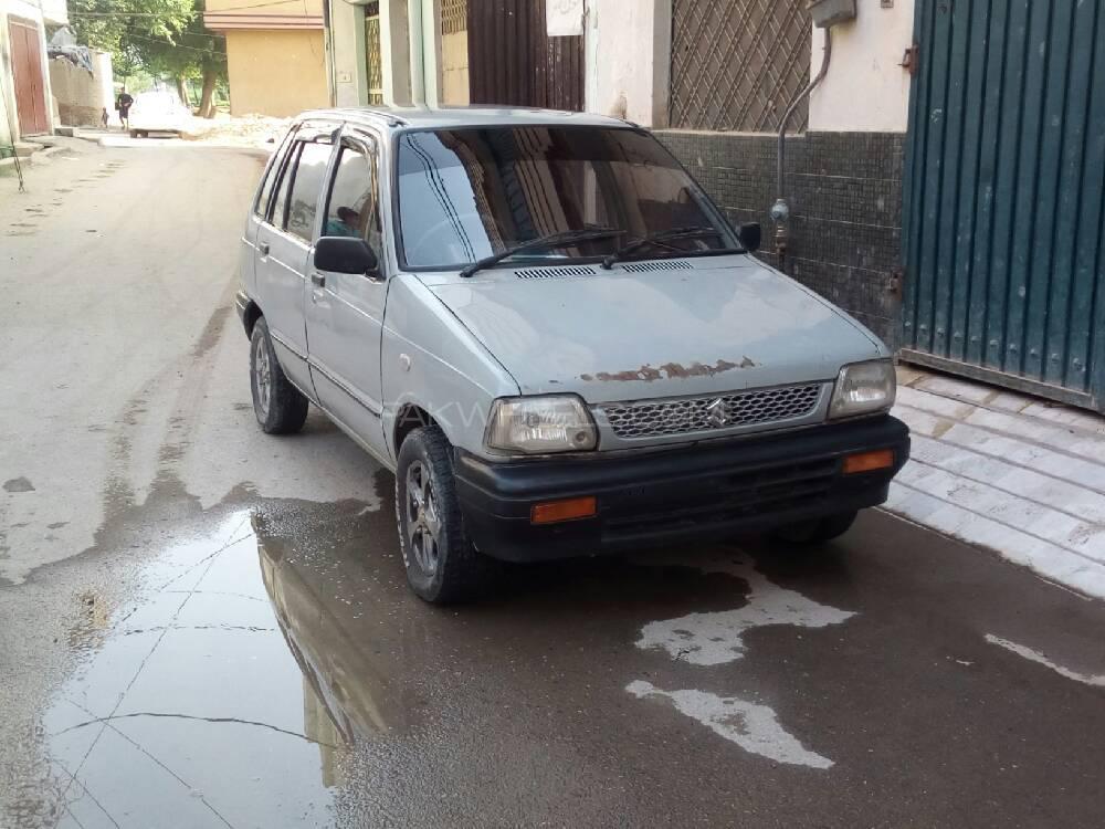 Suzuki Mehran VXR (CNG) 2002 Image-1