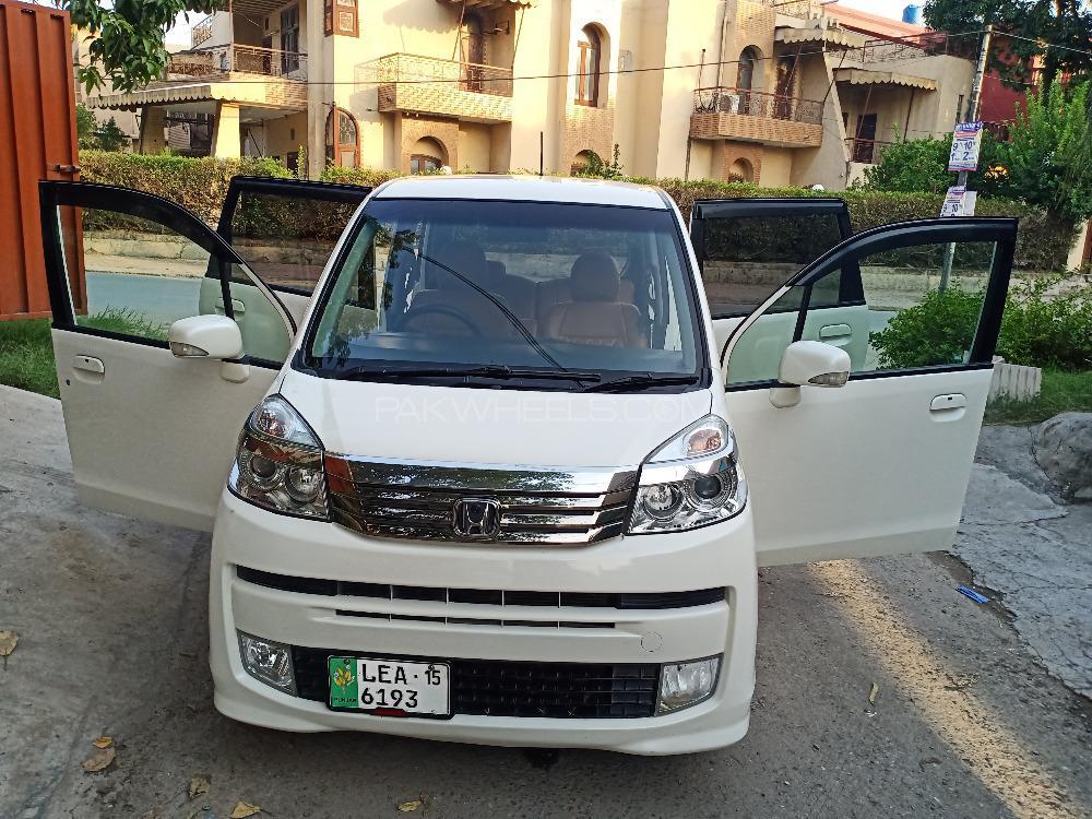 Honda Life Diva Smart Style 2015 Image-1