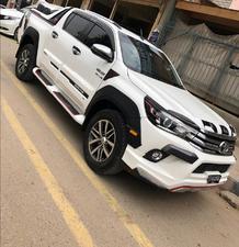 Used Toyota Hilux Revo V Automatic 2.8 2018