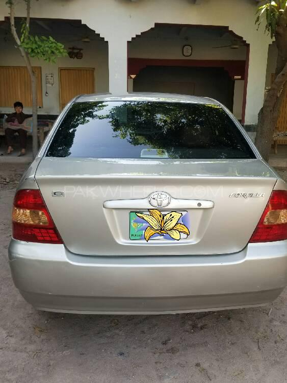 Toyota Corolla G 2000 Image-1