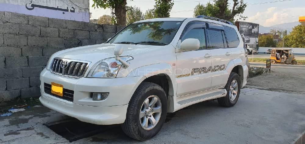 Toyota Prado TX Limited 3.0D 2004 Image-1