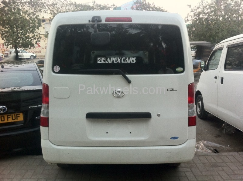 Toyota Lite Ace 2008 Image-3