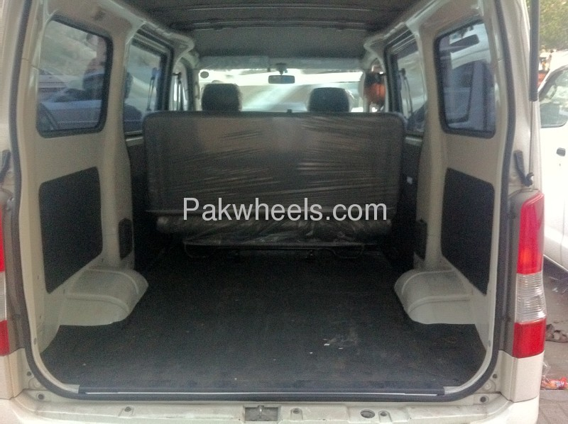 Toyota Lite Ace 2008 Image-5