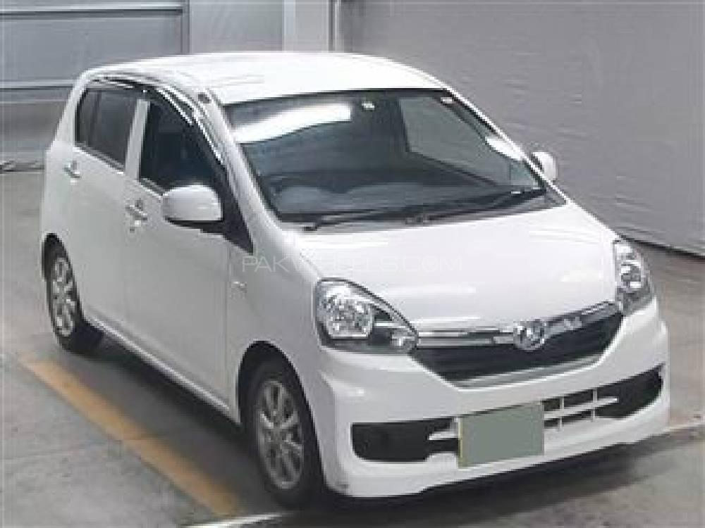 Daihatsu Mira X Limited Smart Drive Package 2016 Image-1