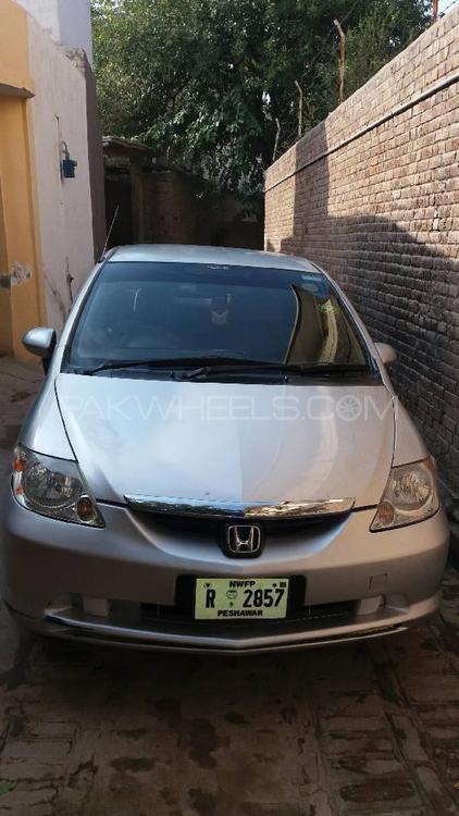 Honda City i-DSI 2004 Image-1