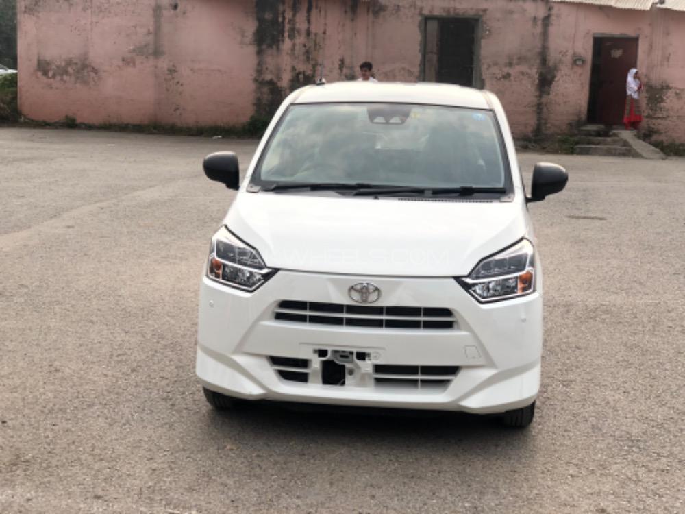 Toyota Pixis Epoch X 2018 Image-1