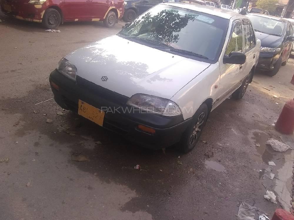 Suzuki Margalla GL Plus 1998 Image-1