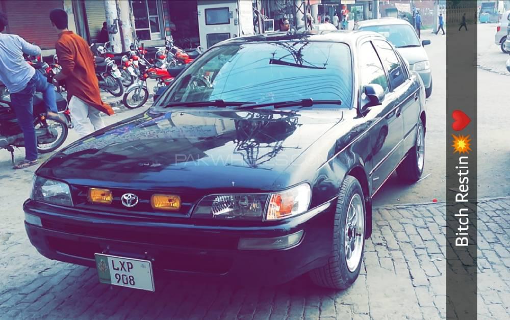 Toyota Corolla - 2000 Bleck Beast Image-1
