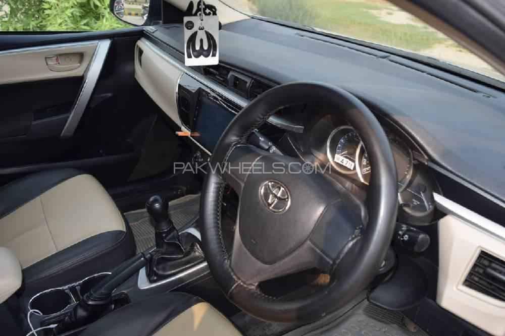 Toyota Corolla GLi 1.3 VVTi 2016 Image-1