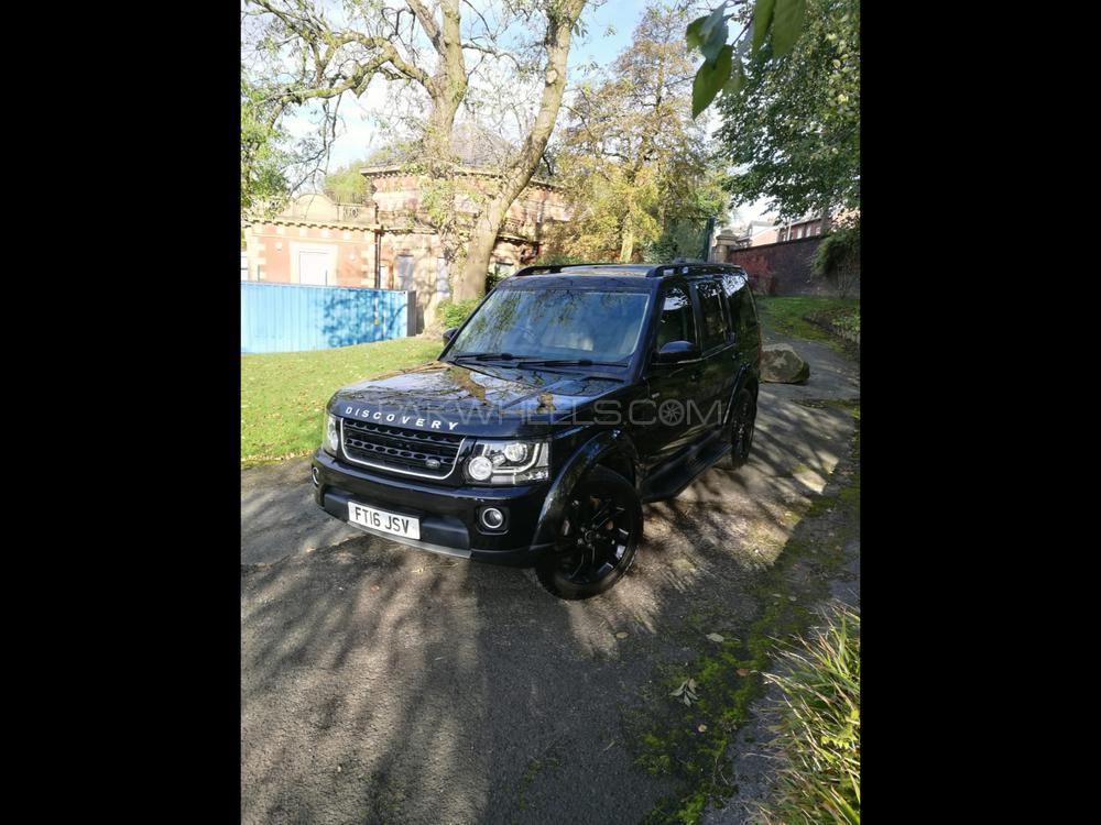 Land Rover Discovery 4 HSE 2016 Image-1