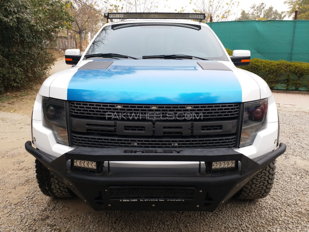 Ford F 150 - 2014  Image-1