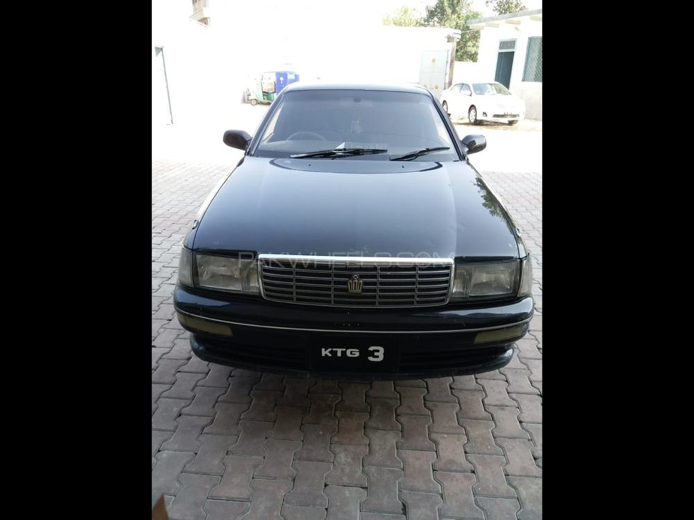 Toyota Crown 1994 Image-1