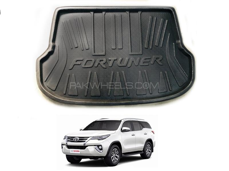Toyota Fortuner Trunk Mat 2017-2019 in Lahore
