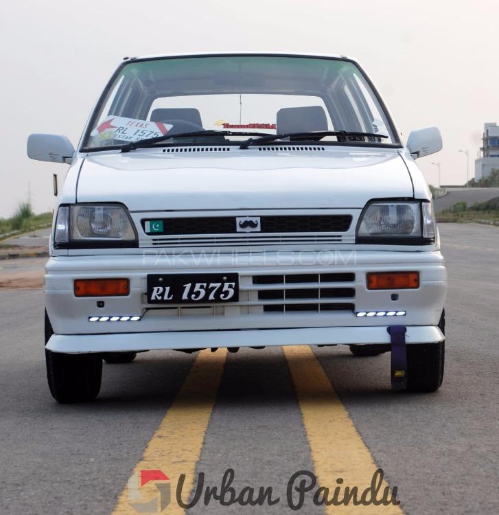 Suzuki Mehran - 2001  Image-1