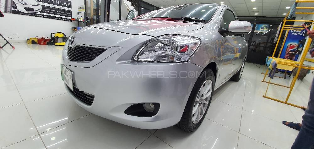 Toyota Belta X L Package 1.3 2008 Image-1