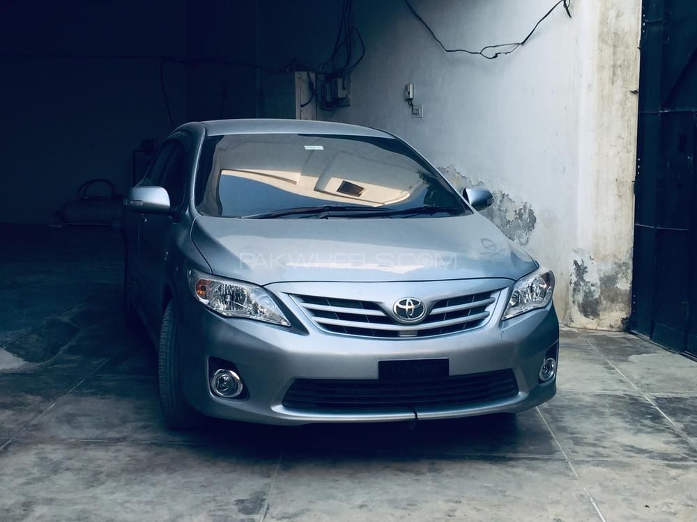 Toyota Corolla Altis Sportivo 1.6 2012 Image-1