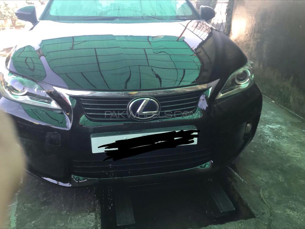 Lexus CT200h Version C 2012 Image-1