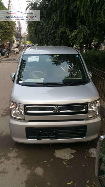 Suzuki Wagon R FX Limited II 2018 Image-1