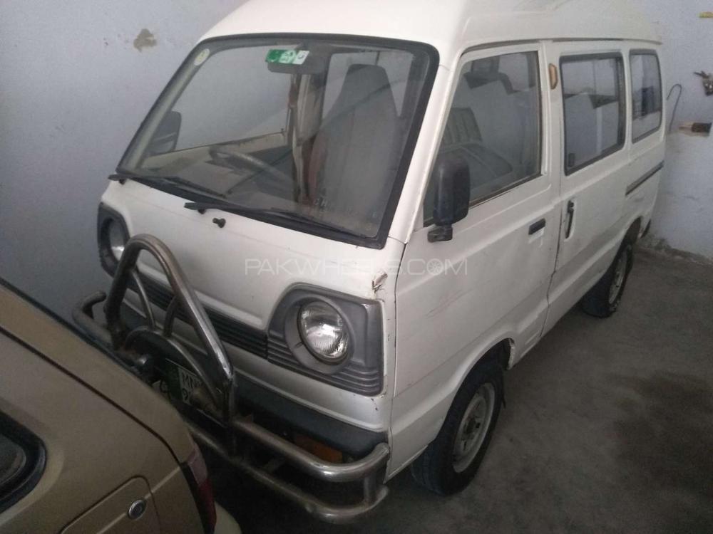 Suzuki Bolan VX 2000 Image-1