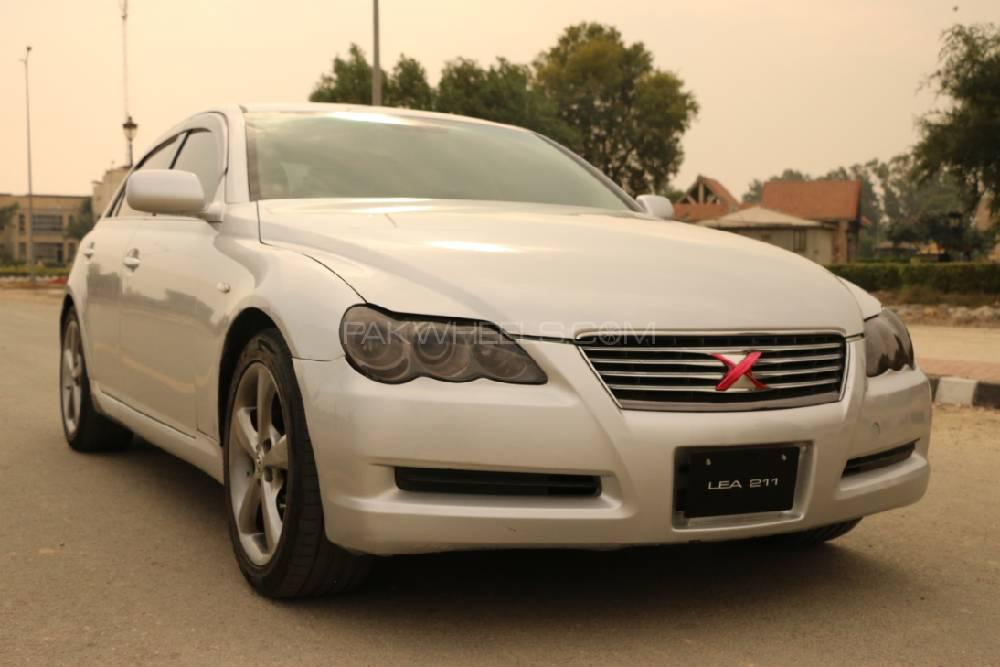 Toyota Mark X 250 G L Package 2006 Image-1