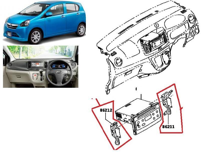 Daihatsu Mira Es parts forsale Image-1