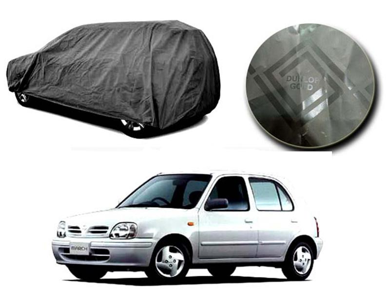 PVC Coated Double Stitched Top Cover For Nissan March 1992-2003 in Karachi