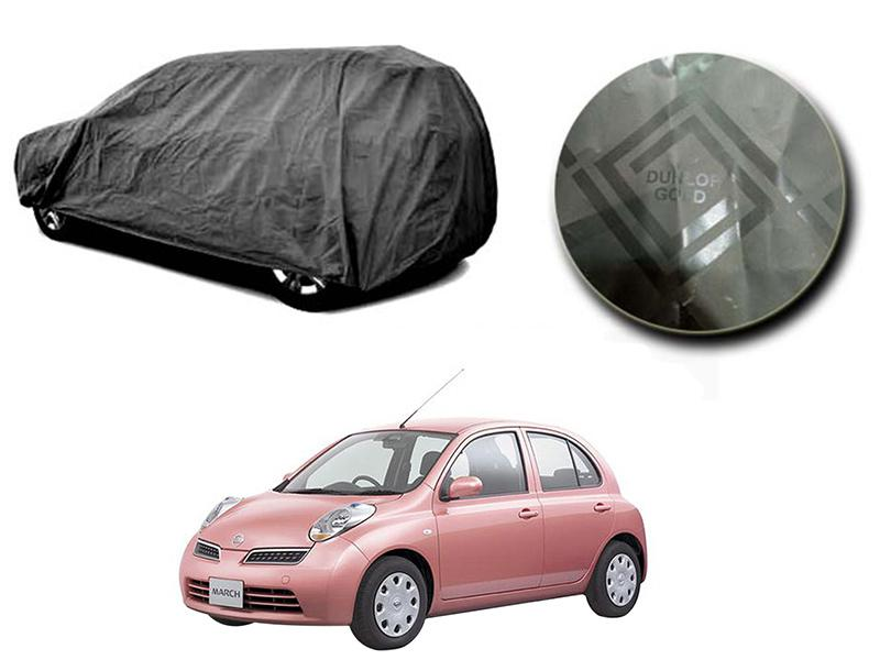 PVC Coated Top Cover For Nissan March 2002-2010 in Karachi