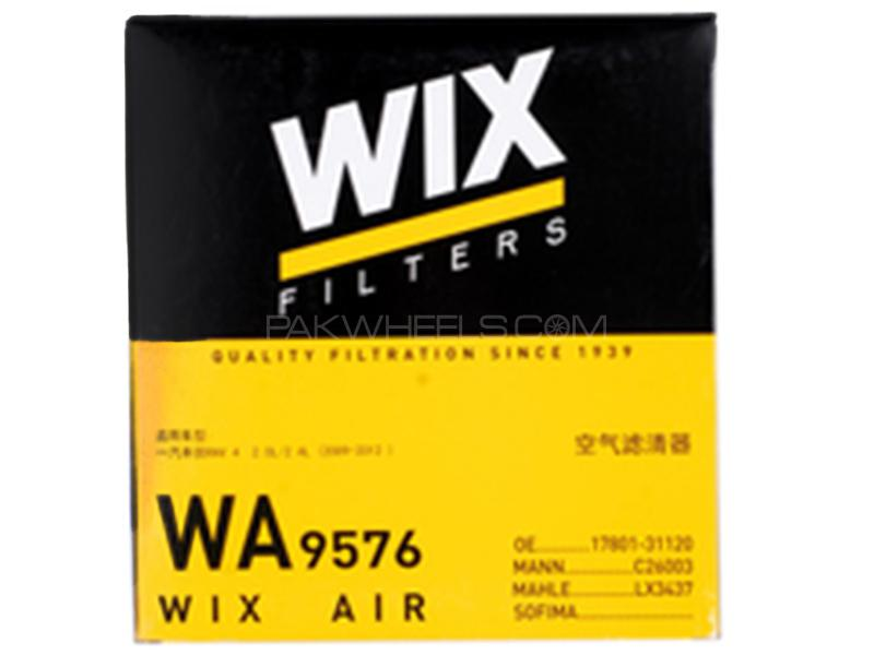 Wix Air Filter For Toyota Fortuner 2.7 Petrol 2013-2016 - WA 9644 Image-1